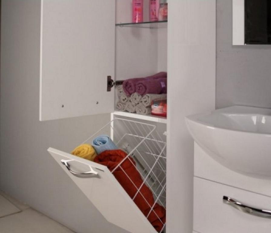 Шкафчики под раковину для ванной комнаты своими руками
